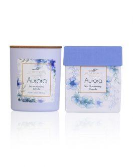 Aurora Skin Moisturizing Candle – Ιδανικό για μασάζ σώματος